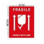 FRAGILE LABEL - 810 (500pcs/roll)