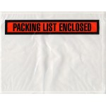 Packing List Envelope Printed 178mm(o) x 254mm (A5)