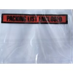 Packing List Envelope Printed - 254mm(o) x 140mm (100pcs/pack)