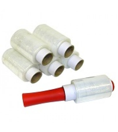 Stretch Film Clear Baby Roll With Dispenser