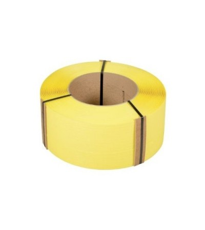 PP Strapping-Yellow 15mm x 0.7mm x 9kg