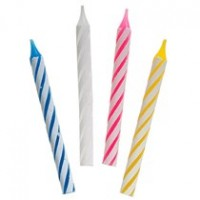Food Service & Packaging - Birthday Candle 6cm