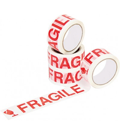 Fragile Tape 48mm x 50m